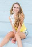 Beautiful young woman. Royalty Free Stock Photos