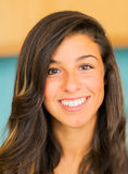 Beautiful Young Woman Smiling Royalty Free Stock Image