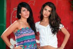 Beautiful Young Women Stock Photography