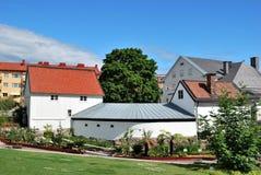beautifulest miejsce Sweden Uppsala fotografia stock