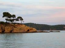 Beautifull海岛 库存图片
