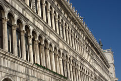 Beautifull building in  Venice Stock Photography