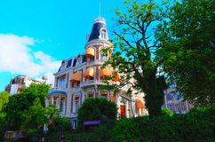 Beautifull city of amsterdam Stock Image