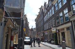 Beautifull city of amsterdam Stock Photos