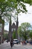 Beautifull city of amsterdam Royalty Free Stock Image
