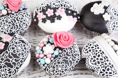 Beautifull cupcakes Royalty Free Stock Photography