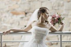 Beautifull  fiancee Royalty Free Stock Photos