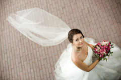 Beautifull  fiancee Stock Photo