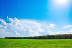 Beautifull landscape Stock Images