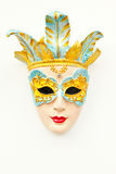 Beautifull mask Stock Photo