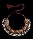 Beautifull necklace Stock Photo