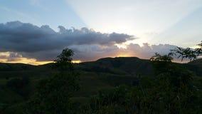 Beautifull sky royalty free stock photos