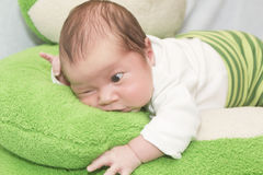 Beautifull small baby Stock Photos