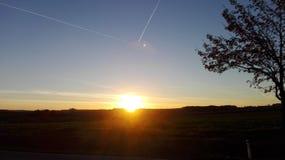 Beautifull Sunrise  3 Stock Photography