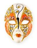 Beautifull venetian mask Royalty Free Stock Images