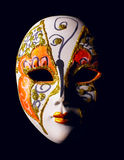 Beautifull venetian mask Royalty Free Stock Image