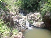Beautifull Wasserfall lizenzfreies stockfoto