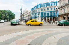 Beautifully återställt hotell Telegrafo över genomskärning av Pase Arkivbilder