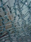 Beautifully brutet exponeringsglas Royaltyfria Foton