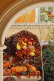 Beautifully decorated lobby luxury hote Stock Photos