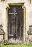 The beautifully detailed doorway stock image