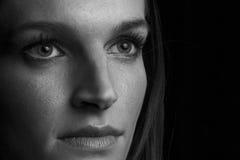 beautifully kvinnor Arkivfoto