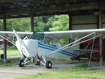 Beautifully restored Aeronca Champ. Stock Photos