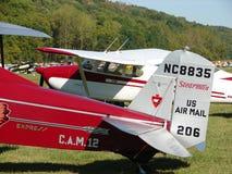 Beautifully restored Classic Cessna 170. Royalty Free Stock Photos