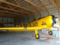 Beautifully restored North American AT-6 Texan. Stock Image