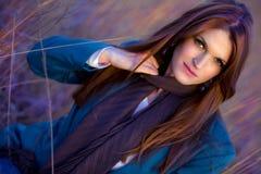 Beautifully women Stock Images
