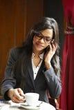 Beautilul businesswoman Stock Photography