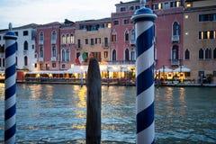 BEAUTIUL威尼斯湾,威尼斯,意大利 免版税库存图片
