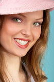 Beauty. Young  woman Royalty Free Stock Photo