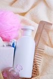Beauty accessories Royalty Free Stock Photo