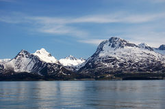 Beauty of Alaska Royalty Free Stock Photos