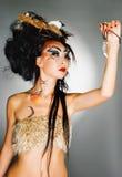 Beauty asian model Stock Image