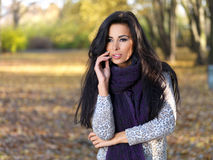 Beauty during autumn Royalty Free Stock Image