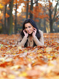 Beauty during autumn Royalty Free Stock Photos