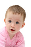 Beauty baby girl portrait Royalty Free Stock Image