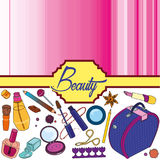 Beauty background Royalty Free Stock Image