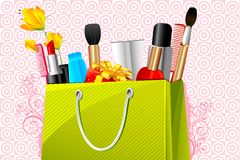 Beauty Bag Stock Photo