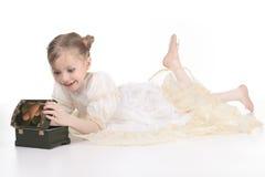 Beauty Ballerina Royalty Free Stock Images