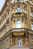 Beauty of Baroque architecture in Prague Stock Photos