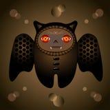 The beauty bat Royalty Free Stock Photos
