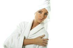 Beauty After Bath Stock Photos