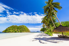 Beauty beach Royalty Free Stock Photography