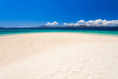 Beauty beach Stock Images