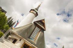 Krzeptowki Sanctuary - Poland. Stock Images