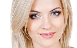 Beauty blond Royalty Free Stock Photo