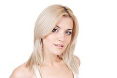 Beauty blond Stock Photo